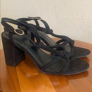 🌸 3 for $20! Block heels, Sz 7